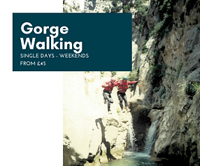 Gorge Walking Courses