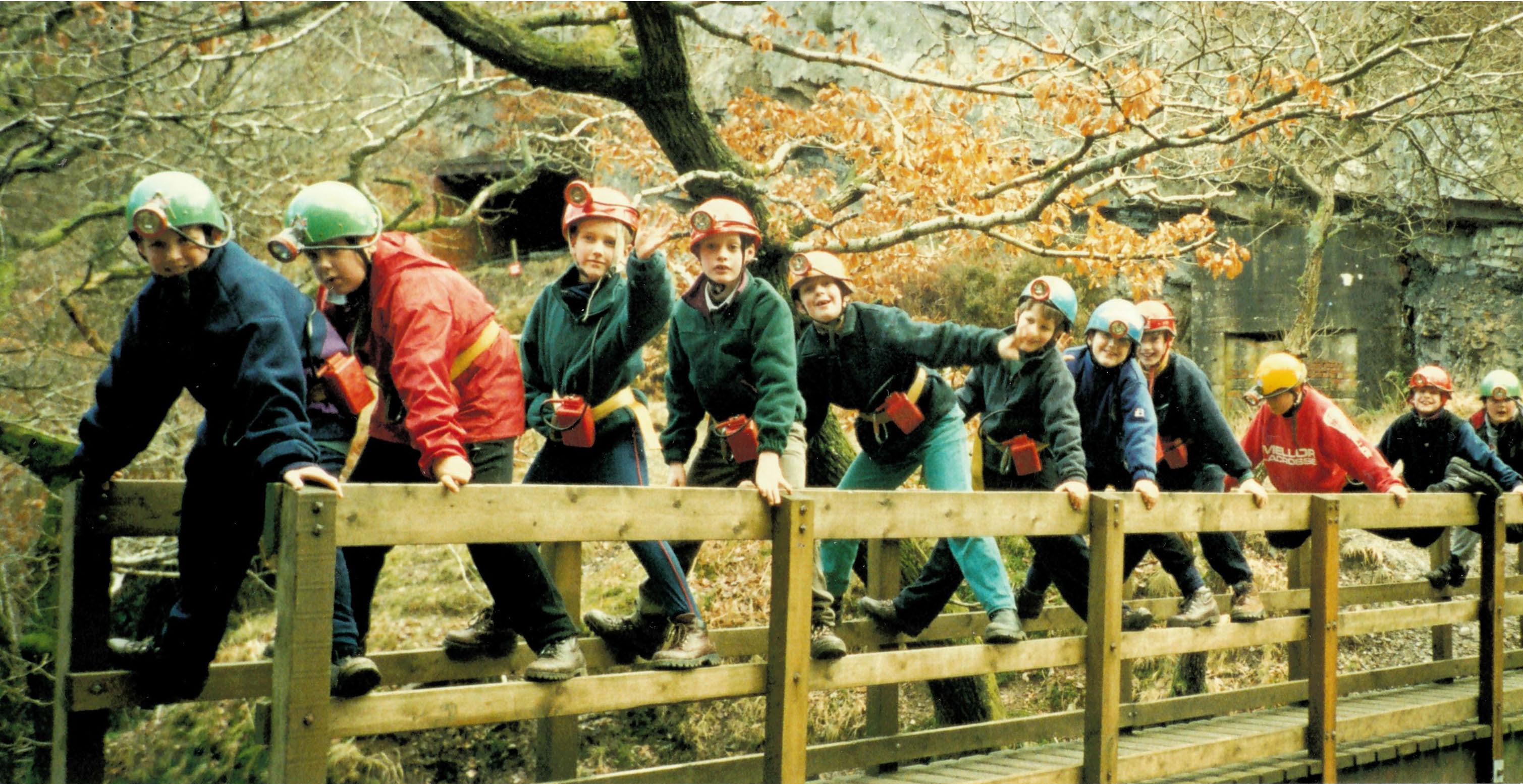 School Course Gorge Event