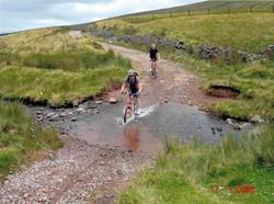 Mountain Biking Sarn Helen