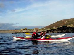 Sea Kayaking Scotland