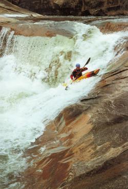 Alpine Canoeing