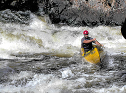 Paul Lillygreen White Water Canoeing Can