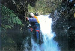 Gorge Walking Dinas