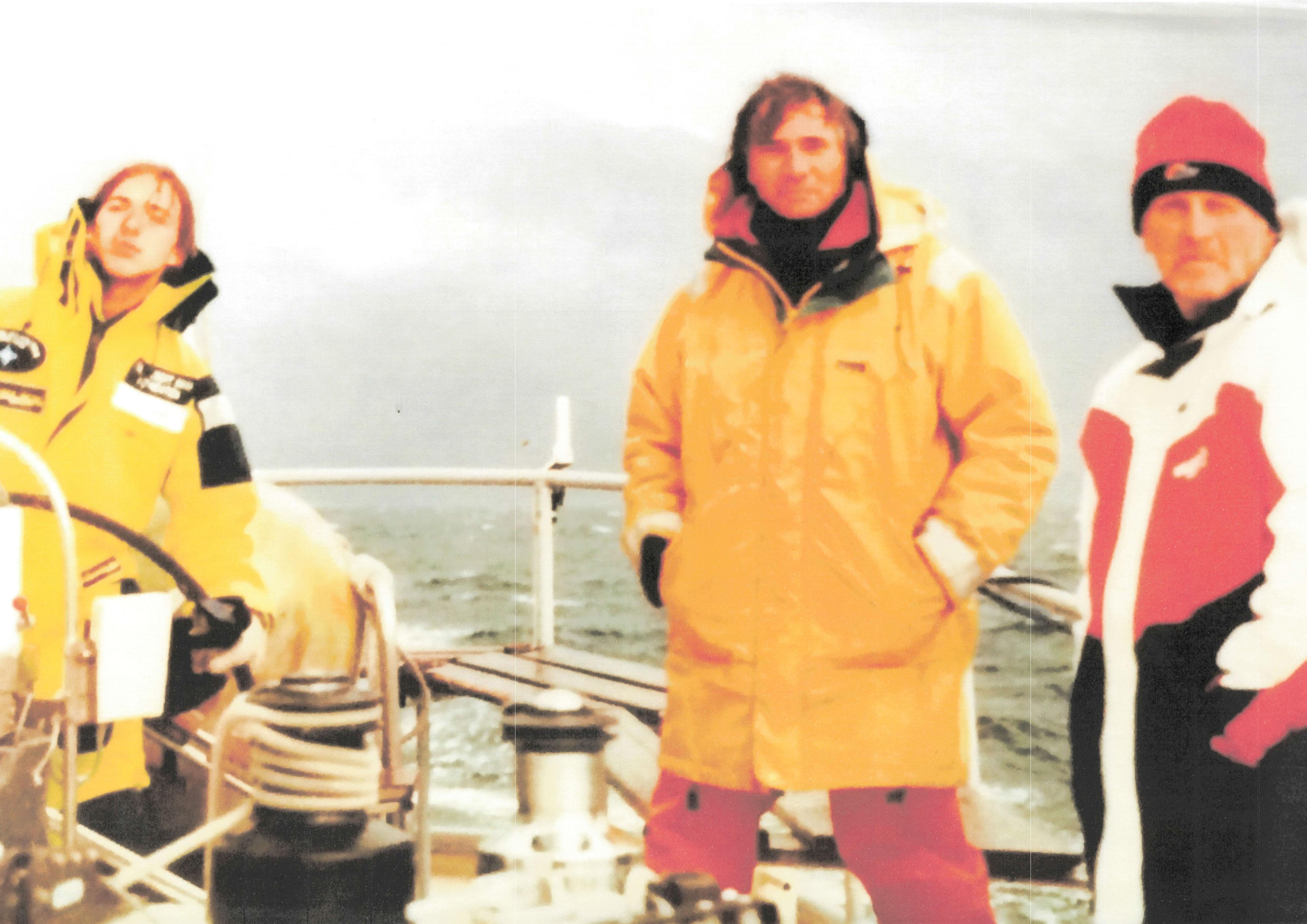 Beagle Passage UNESCO Exp