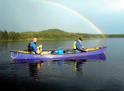 Canoeing Journey Scotland