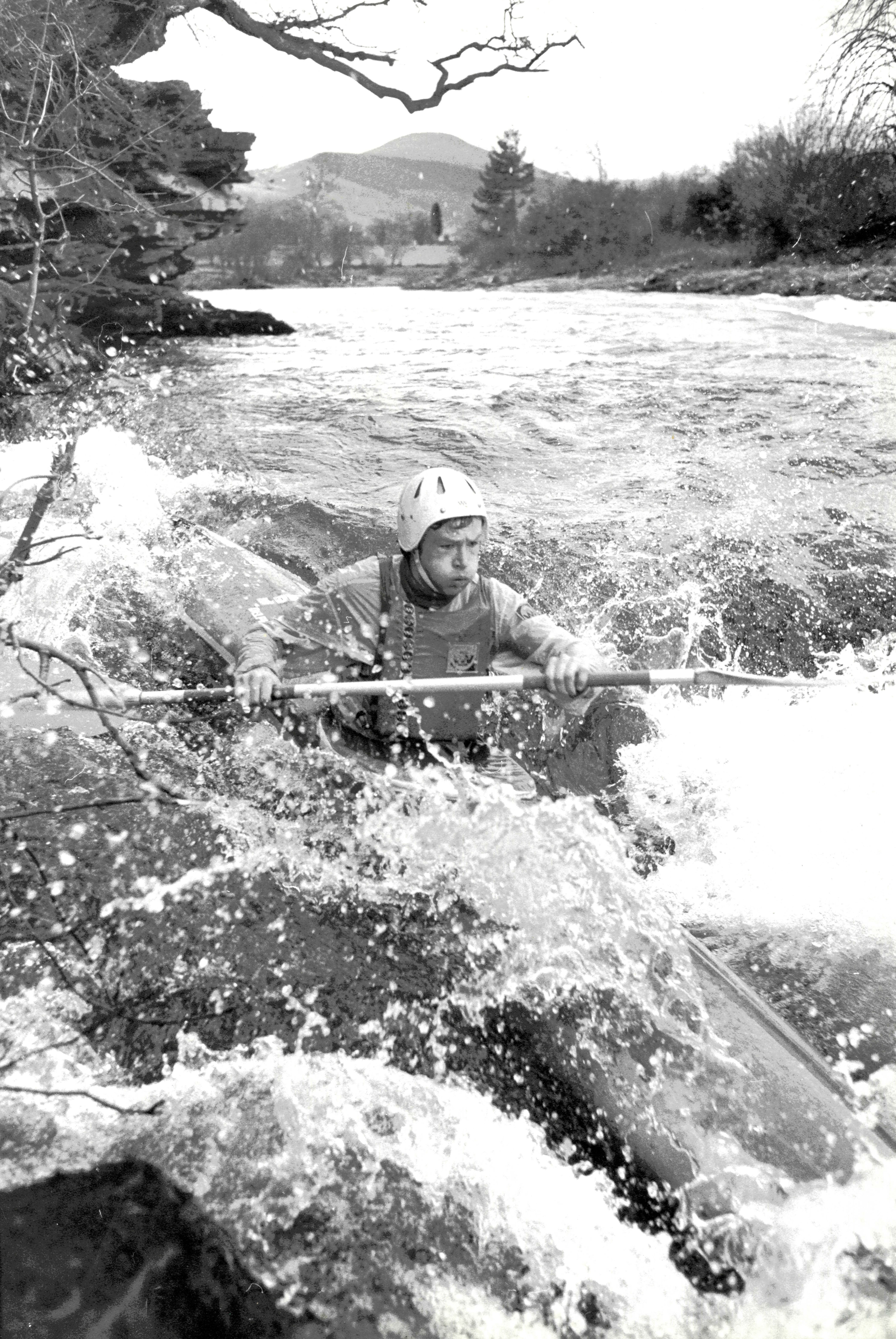 White Water Canoeing 3