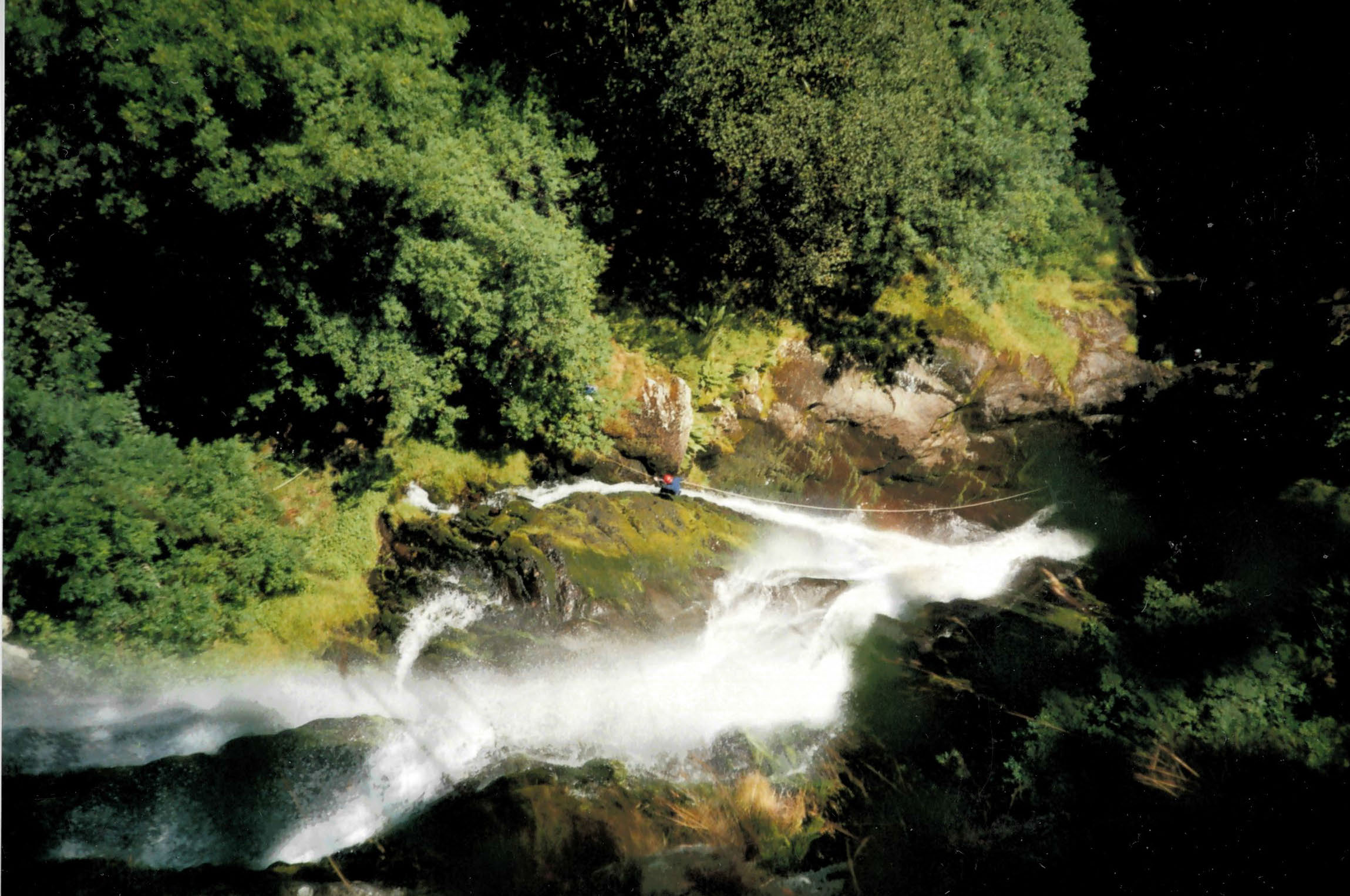 Extreme Gorge Abseiling North Wales