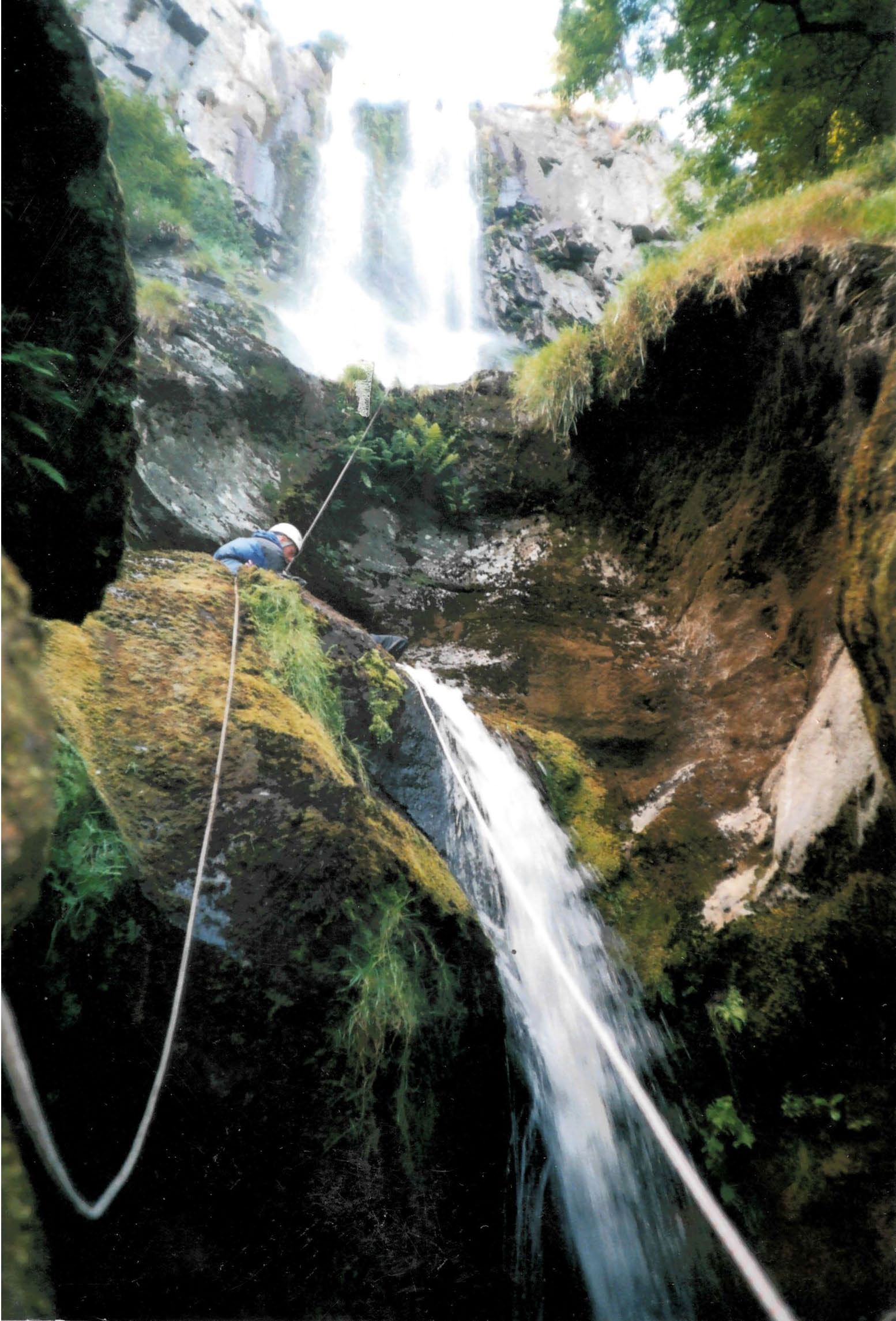 Extreme Gorge North Wales