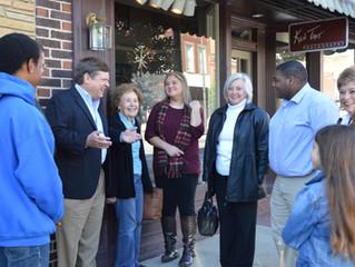 Representative Larry C. Strickland Seeks Re-Election Bid