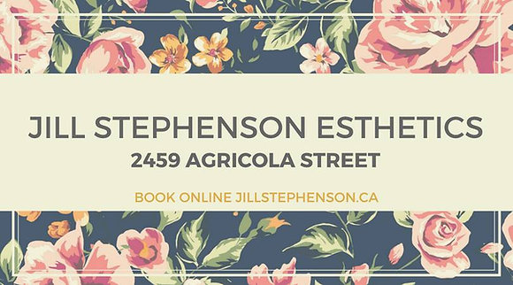 Jill Stephenson Esthetics