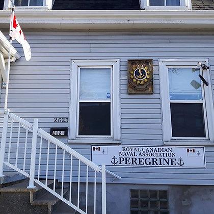 Royal Canadian Naval Association Peregrine Branch