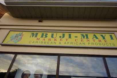 Mbuji-Mayi Market Centre