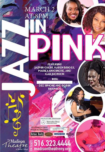 Jazz In Pink , NY