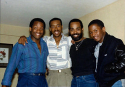 Donnie Simpson and Frankie