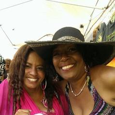 Gail and Rhonda