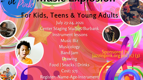 Music Explosion...Summer Music Camp