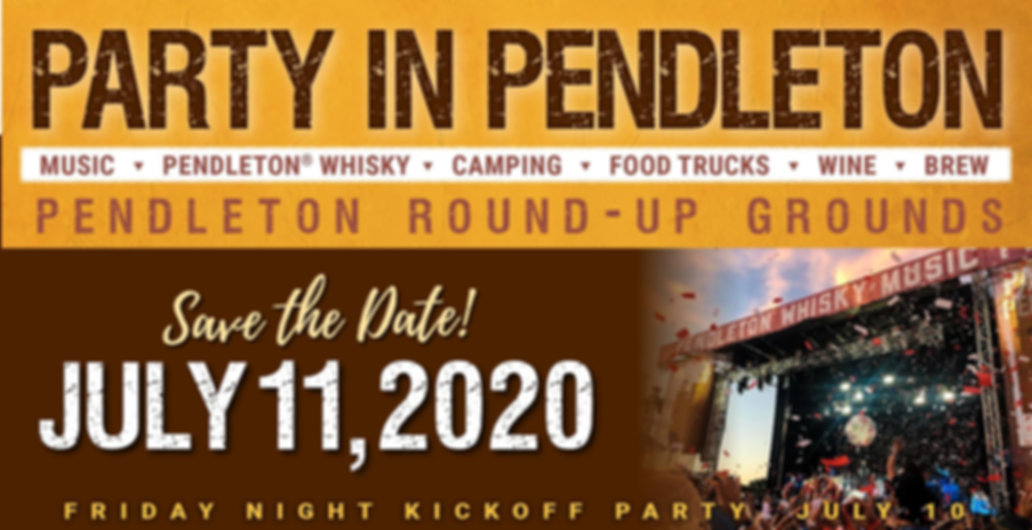 Pendleton Whisky Music Festival Save the