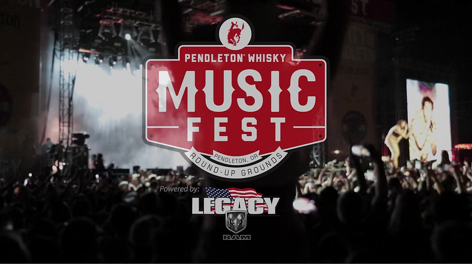 Pendleton Whisky Music Fest Experience