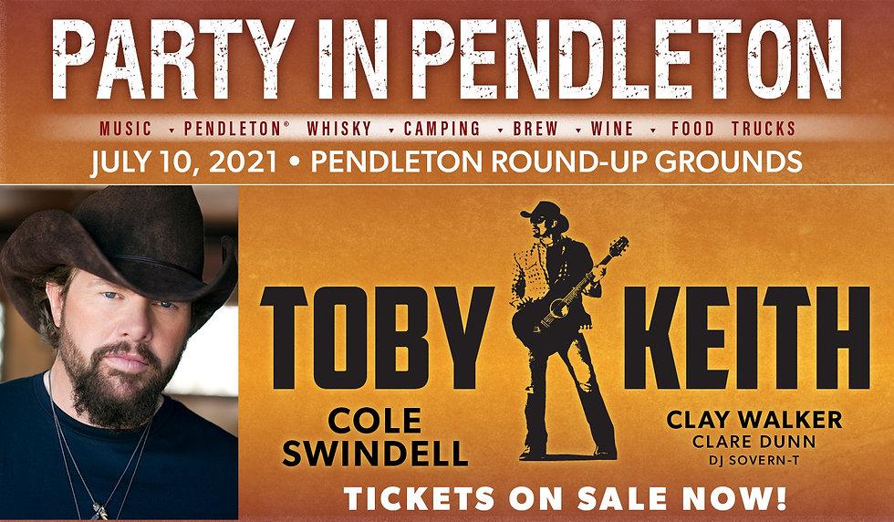 Pendleton Whisky Music Fest Toby Keith.j
