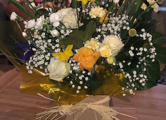 Standard Aqua Bouquet