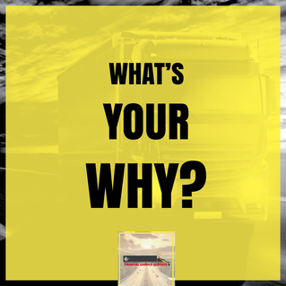 What's Your Why? - #WednesdayWisdom
