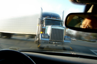 Cameras Helping to Keep Some Trucking Companies from Paying Big Bucks