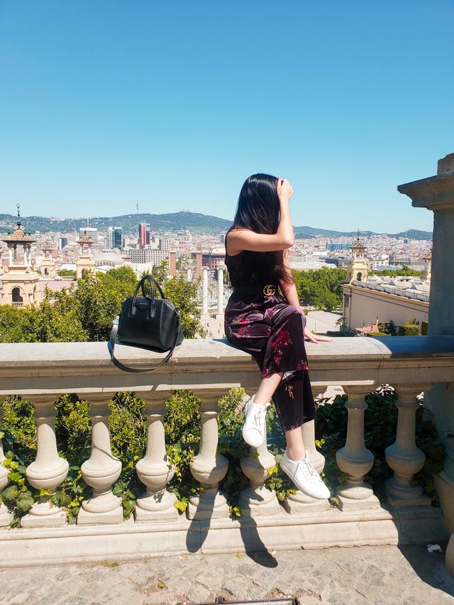 Exploring Barcelona