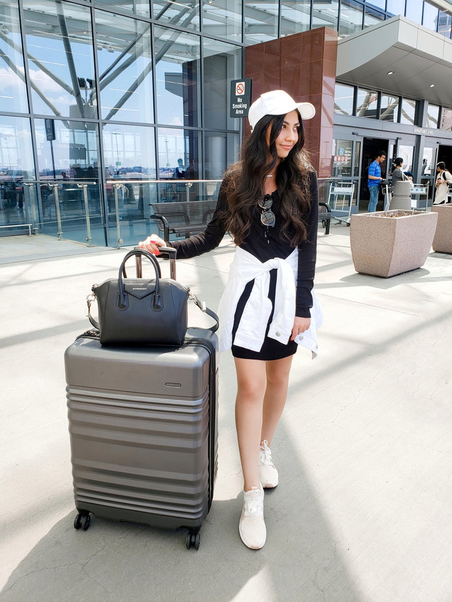 Airport Outfit #1