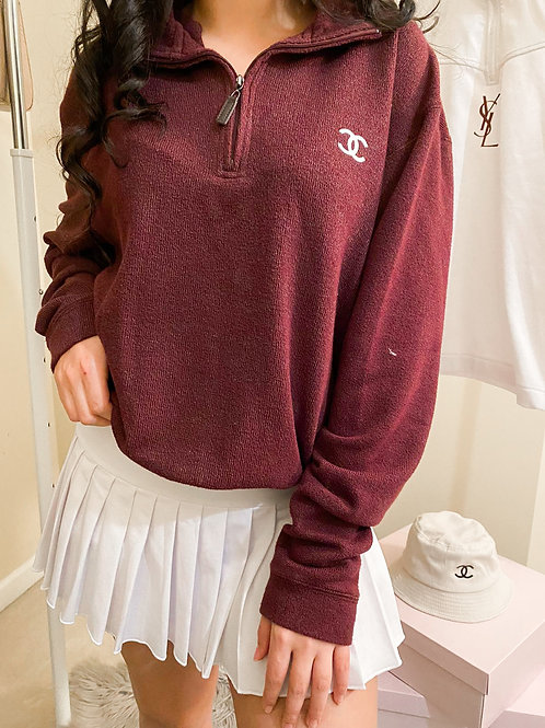 CC Quarter Zip Sweatshirt
