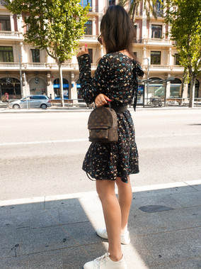 Spanish Streets & Louis Vuitton