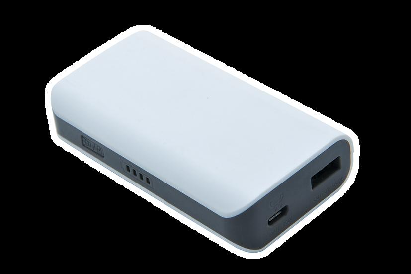 BAL-4400 - Batterie de secours de 4400 mAh avec torche LED de 4400 mAh