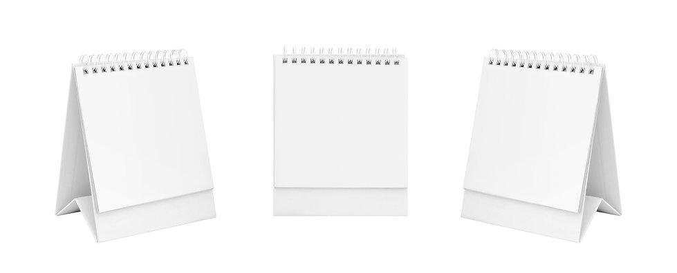 calendrier bloc sous-main cadeaux logo .