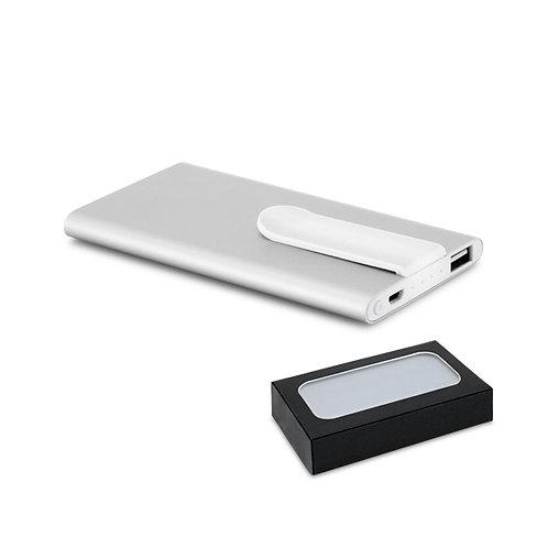 Batterie nomade avec clip de 4000 mAh0
