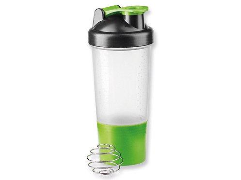 Bouteille shaker en plastique