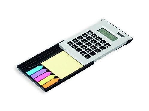 Calculatrice avec Post-it
