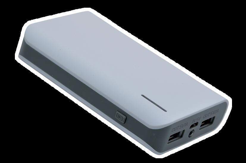 BAL-6600 - Batterie de secours 6600 mAh avec torche LED