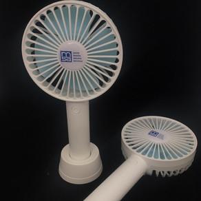 Mini ventilateur sans fil avec marquage doming
