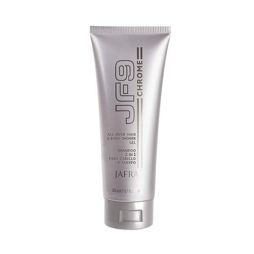 JF9 Chrome All-Over Duschgel für Körper & Haare