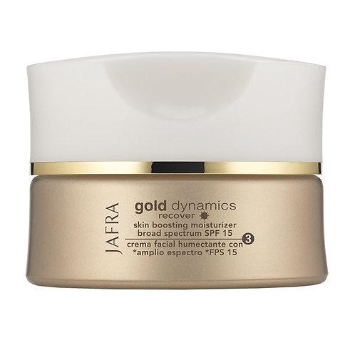 Gold Boosting Feuchtigkeitspflege SPF 15
