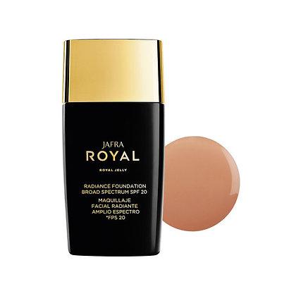 Make-up für Strahlenden Teint SPF 20 Honey M6