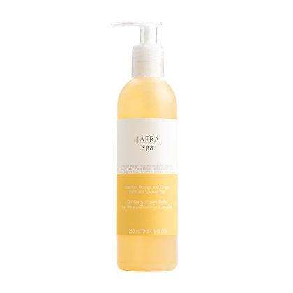 SPA Orange und Ingwer Bade- und Duschgel