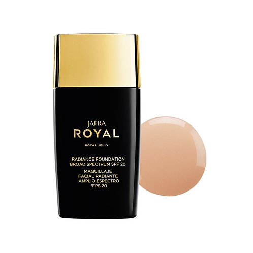 Make-up für Strahlenden Teint SPF 20 Nude L4