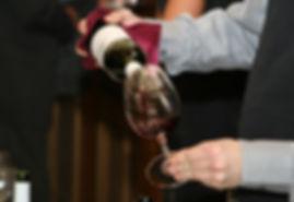 Australian Wine Pouring