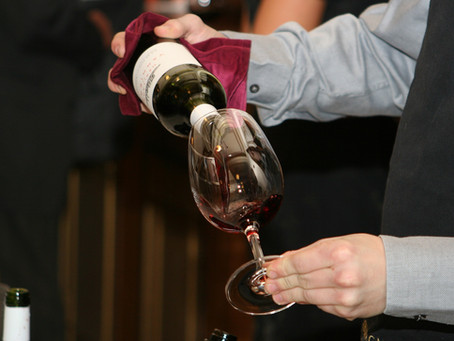 The Do's and Don'ts of Grand Tastings According to Grape Chic