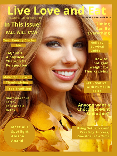 November Issue 2018
