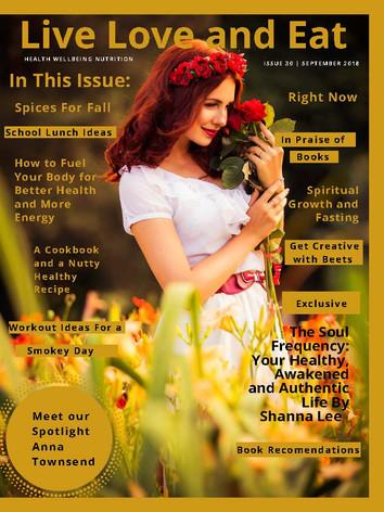 September Issue 2018