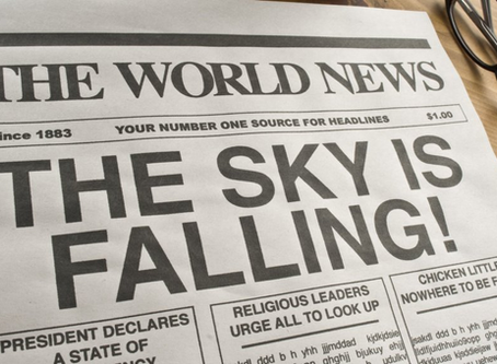 The Party That Cried Wolf: The Sky is Falling Part 2