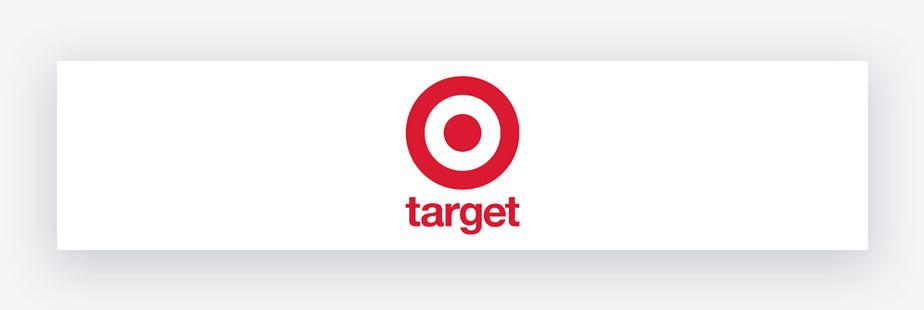 best logo example target