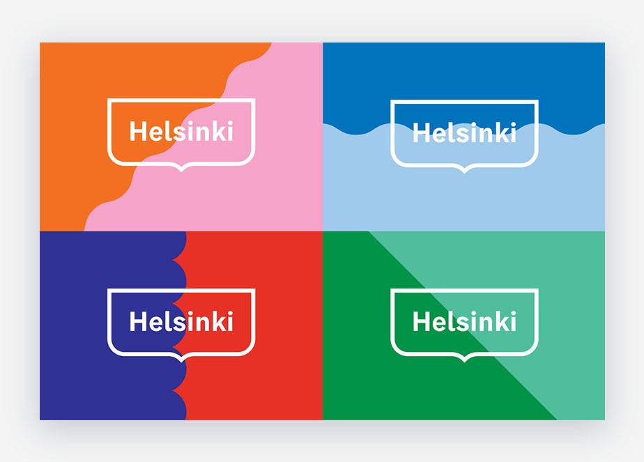 Helsinki geographical branding example