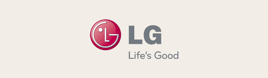 LG Life's Good logo and tagline
